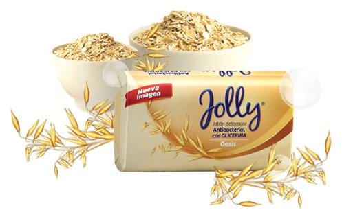 Jabón Antibacterial | Jolly Ecuador