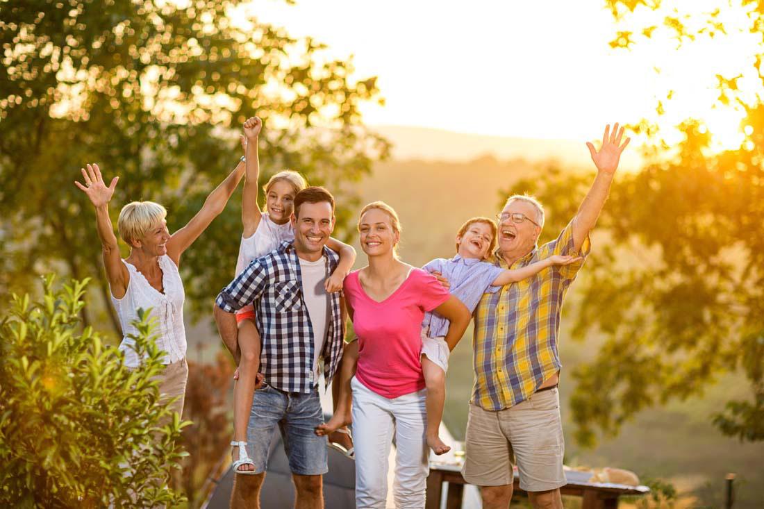 Vacaciones familiares | Jolly Ecuador