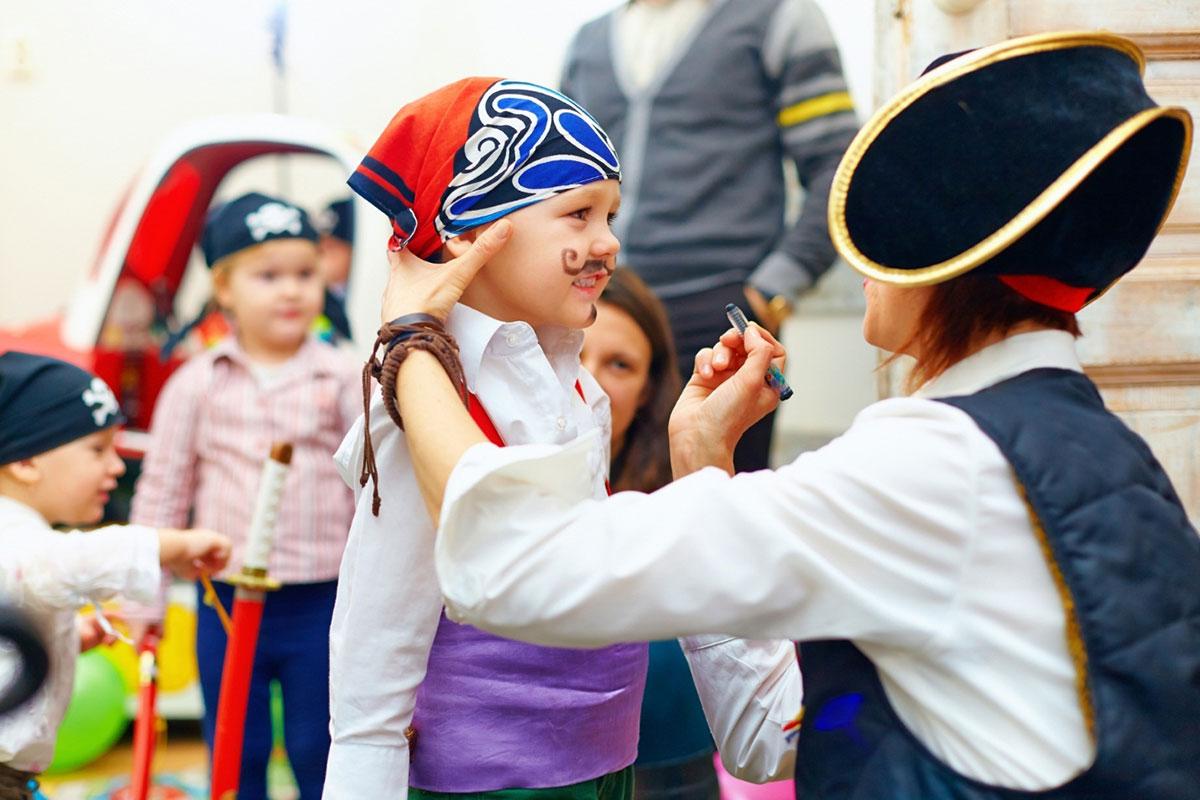 Fiestas temáticas para niños | Jolly Ecuador