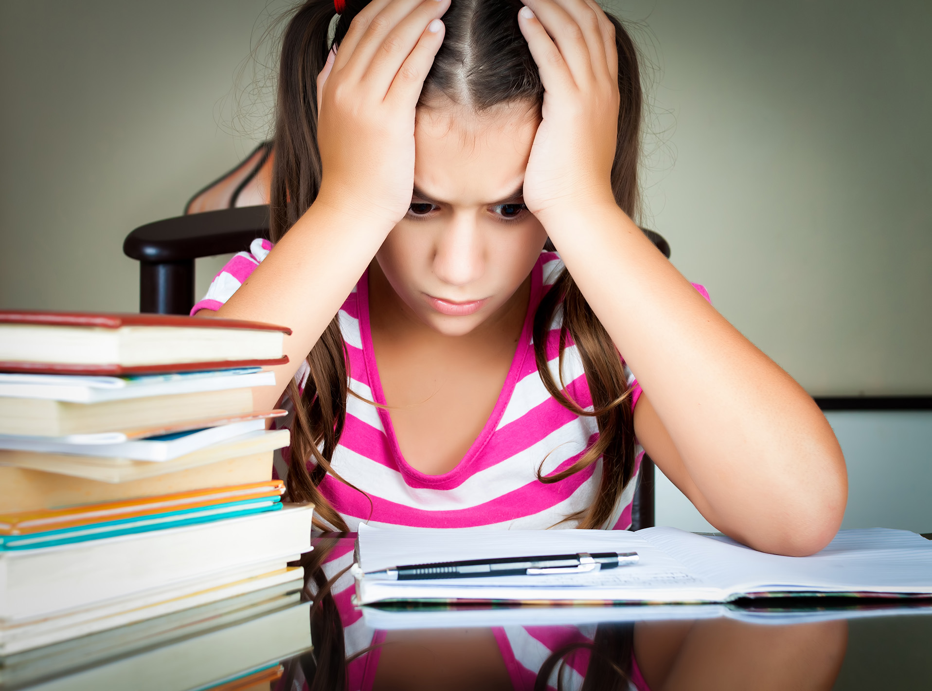 Ayuda a tus hijos a controlar el estrés - Jolly