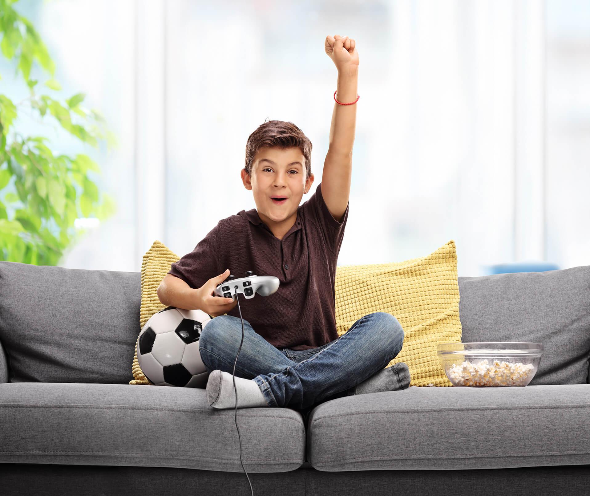 Despeja a tus hijos de los videojuegos - Jolly