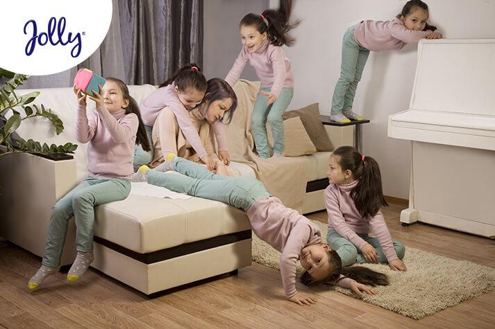 Consejos: Como controlar la hiperactividad de tu hijo - Jolly