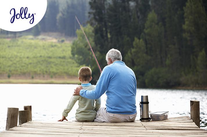 Consejos: Cuando los abuelos cuidan a los nietos | Jolly
