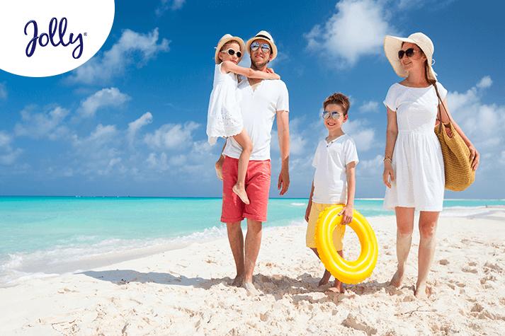 Disfrutar de las vacaciones de formas simples y entretenidas | Jolly