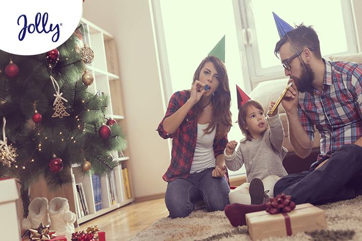 Consejos: La enseñanza de las tradiciones a los hijos | Jolly