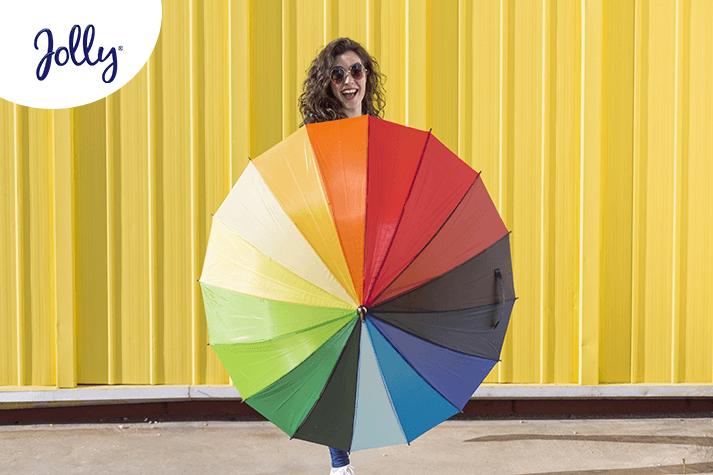 Utiliza los colores para cambiar tu estado de ánimo | Jolly