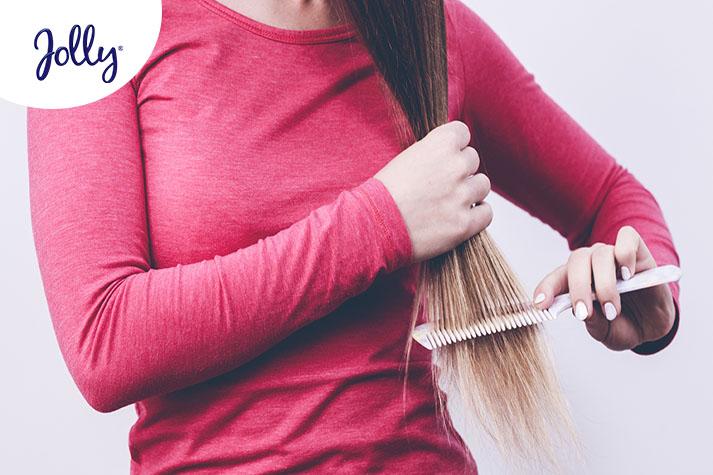Evita o repara las horquillas en tu cabello | Jolly