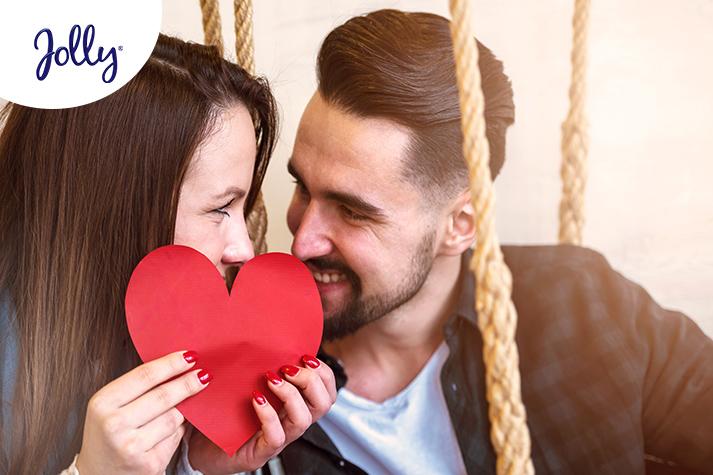 San Valentín en matrimonio | Jolly