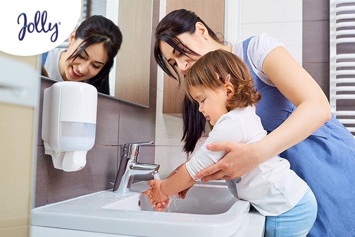 Consejos : Hábitos de higiene para tus hijos | Jolly
