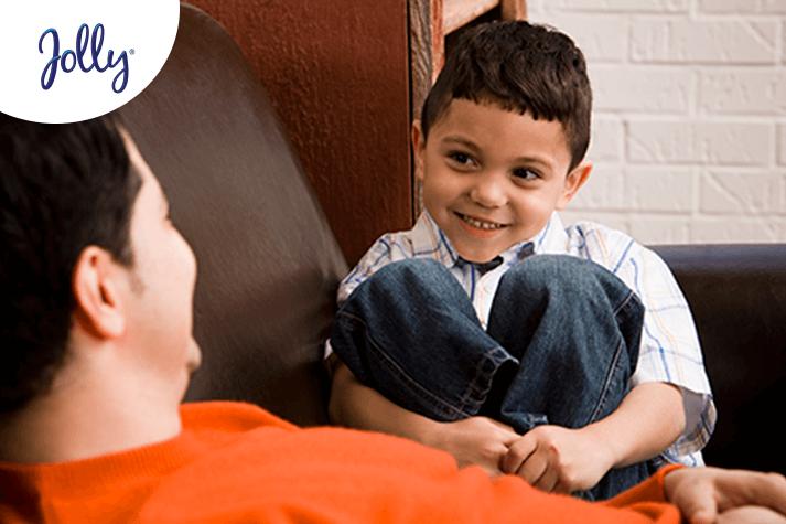 Consejos prácticos: ¿Sabes escuchar a tus hijos? | Jolly